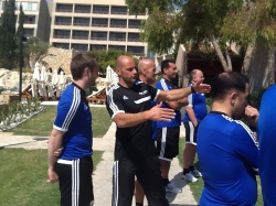 UEFA. Headcoaches. Zypern.
