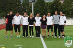 SV UEDESHEIM. Training camp. Salzburg.
