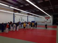 Judo & Eishockey: funktionelle Kräftigung - Ajax/Canada
