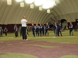 Training of young soccer players - Ottawa/Canada