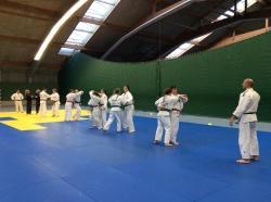JiuJitsu training - Vienna/Austria