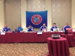 UEFA RAP Kurs - Newcastle/Irland