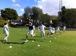Schweizer Fussball Verband - Gran Canaria/Spanien