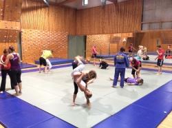 Judo-Einführung (Sportphysio-Ausbildung) - Rif/Austria