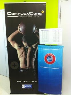Betriebliche Gesundheit (UEFA Mitarbeiter) - Nyon/Schweiz