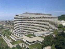 1. Internationale Buchpräsentation. Universitätsklinik Lausanne/Genf.