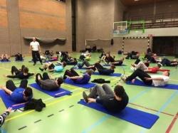 Belgische Fitness Trainer - Leuven&Gent/Belgien