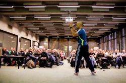 ComplexCore Vorträge (Sportuniversität) - Leuven/Belgien