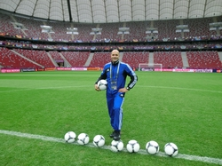 UEFA. EURO 2012. Polen/Ukraine.