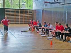 ÖFB. Training für Trainer.