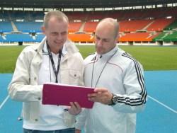ÖFB. Jahoda/Stuchlik testen Österreichische Bundesliga Schiedsrichter.